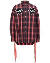 Haculla Shirt - Red