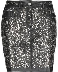 Jitrois Mini Skirt - Black