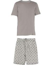 Hanro Sleepwear - Gray