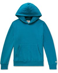 Todd Synder X Champion Sweat-shirt - Bleu