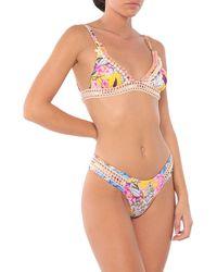 Miss Bikini Luxe Bikini - Multicolour