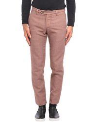 Boglioli Casual Trousers - Brown