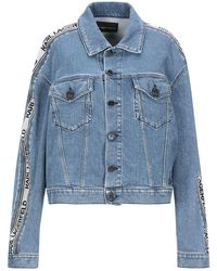 Karl Lagerfeld Denim Outerwear - Blue