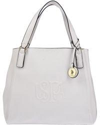 U.S. POLO ASSN. Handbag - White