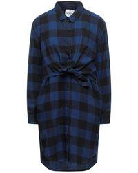 Cheap Monday Short Dress - Blue