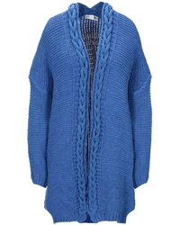 Care Of You Cardigan - Blue