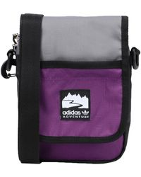 adidas Originals Cross-body Bag - Purple