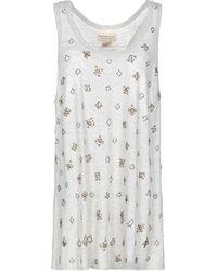 Denim & Supply Ralph Lauren Camiseta de tirantes - Blanco