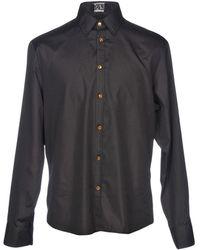 Fausto Puglisi Shirt - Black