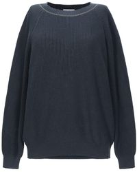 Brunello Cucinelli Jumper - Blue