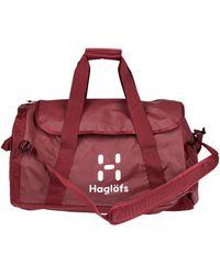 Haglöfs Duffel Bags - Red