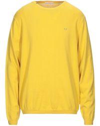 Sun 68 Jumper - Yellow