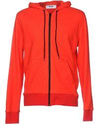 MSGM Sweatshirt - Red