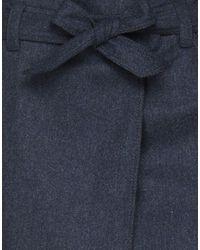 Armani Jupe longue - Bleu