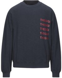 The Gigi Sweatshirt - Blue