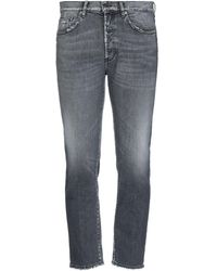 Covert Pantalon en jean - Noir