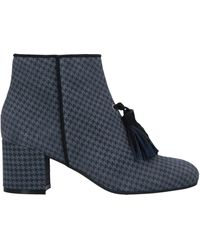 Pollini Ankle Boots - Blue