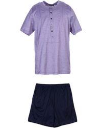 La Perla Sleepwear - Purple