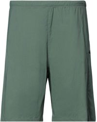 Affix Shorts & Bermuda Shorts - Green