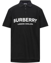 Burberry Polo Shirt - Black