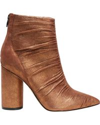 Sigerson Morrison Ankle Boots - Brown