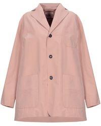 Plan C Coat - Pink
