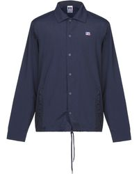 Russell Athletic Jacket - Blue