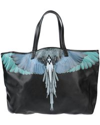 Marcelo Burlon Handbag - Black
