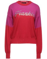 Frankie Morello Jumper - Red