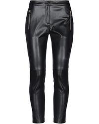 Trussardi Pantalon - Noir