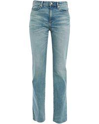 Simon Miller Denim Trousers - Blue