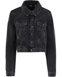 Vero Moda Denim Outerwear - Black