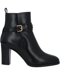 Ralph Lauren Collection Ankle Boots - Black
