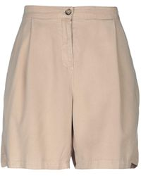 Woolrich Shorts - Natural