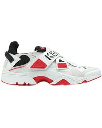 KENZO Low Sneakers & Tennisschuhe - Weiß
