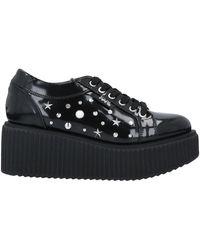 Karl Lagerfeld Chaussures à lacets - Noir