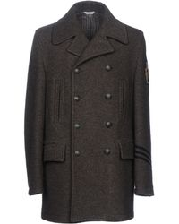 Circolo 1901 Coat - Black