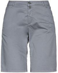 Woolrich Bermuda Shorts - Grey