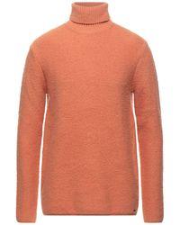 Dstrezzed Cuello alto - Naranja