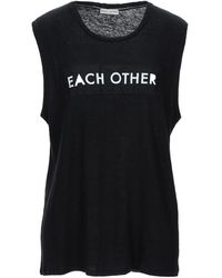 Each x Other T-shirt - Black
