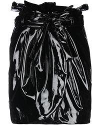 Manila Grace Midi Skirt - Black