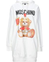 Moschino Short Dress - White