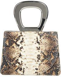 Bonastre Handbag - Natural