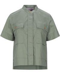 CALIBAN 820 Shirt - Green