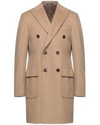 BRERAS Milano Suit Jacket - Natural