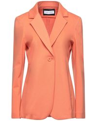Caractere Suit Jacket - Orange
