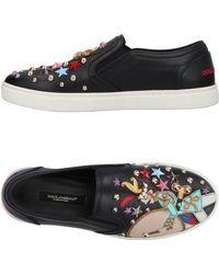 Dolce & Gabbana - Sneakers & Tennis basses - Lyst