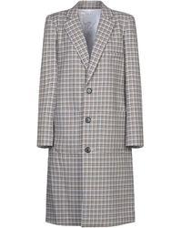 Tibi Overcoat - Grey