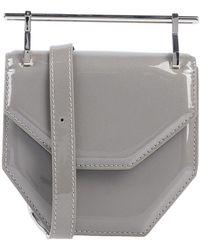 M2malletier Handbag - Gray