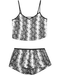 TOPSHOP Sleepwear - Black